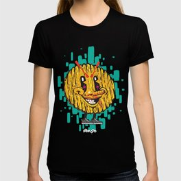 NAUGHTY SALTED CHIPS T-shirt