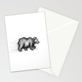 The Bear Necessities Stationery Cards