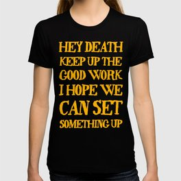 Unemployment - Untitled #1 T-shirt