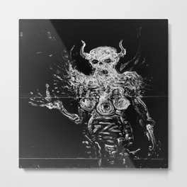 Succubus Metal Print