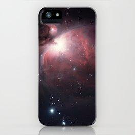 The Great Nebula iPhone Case