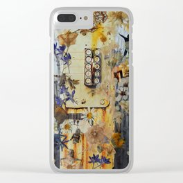 Stairway to heaven... Clear iPhone Case
