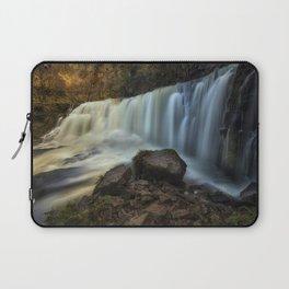 Sgwd Isaf Clun-gwyn Falls Laptop Sleeve