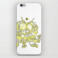Space Fuckin' iPhone & iPod Skin