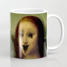 Haunted Mona Lisa Coffee Mug