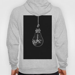 Black and Light Hoody