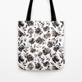 Winter blossom Tote Bag