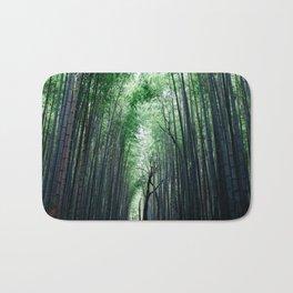 Bamboo Forest, Kyoto, Japan 2 Bath Mat
