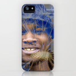 Darkin's Garden, No. 7 iPhone Case