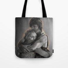 Beth & Daryl - when I'm gone Tote Bag