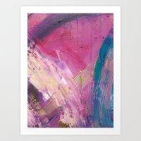 ROYAL Posessions 4 Art Print