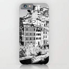 Riomaggiore, Italy iPhone Case