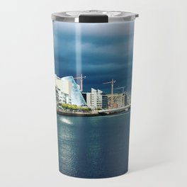 Famine Ship Dublin Travel Mug