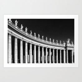 Saint Peter's Basilica | Vatican Art Print