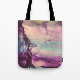 Purple Fluorite from our Earth Tote Bag
