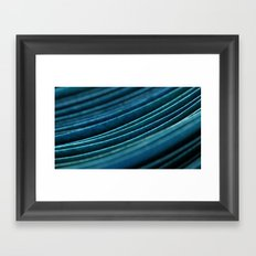 Endless Sea Framed Art Print