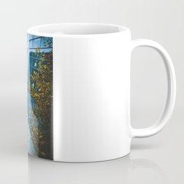Between The Trees and Beyond  Coffee Mug