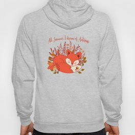 All Summer I Dream Of Autumn Hoody