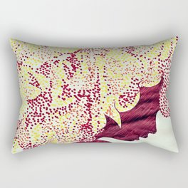 Concealed Dreams Rectangular Pillow