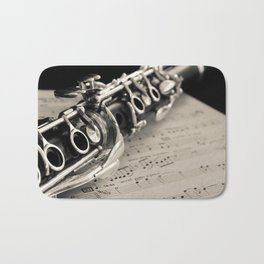 Clarinet Bath Mat