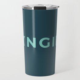 Fingirl Travel Mug