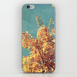 Ginkgo iPhone Skin
