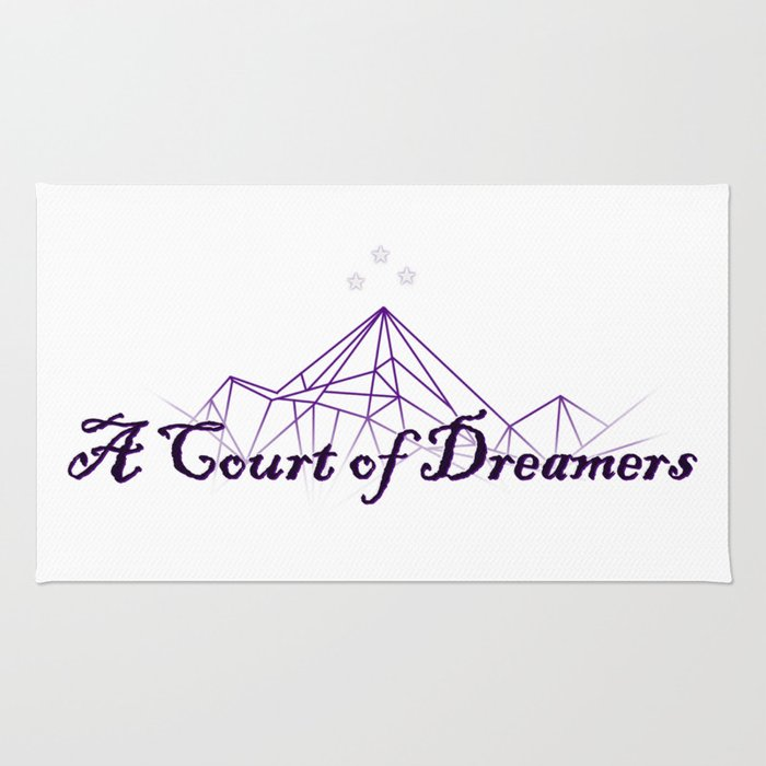 A Court of Dreamers Rug