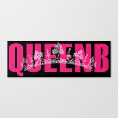 QueenB Canvas Print