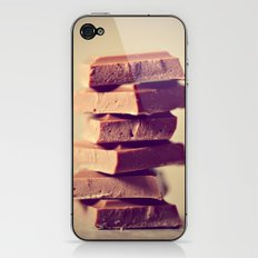 Chocolate Lover iPhone & iPod Skin