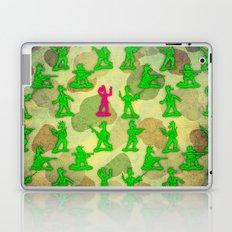 Little Green Army Unicorn Laptop & iPad Skin