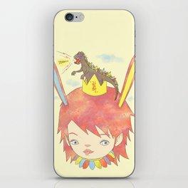 CROWN NEST - GOZILLA KING 고질라킹 iPhone Skin