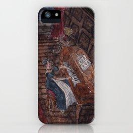 Musical Corner iPhone Case