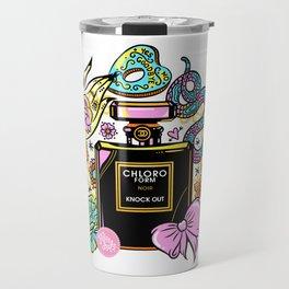 Poison of Choice: Chloroform Perfume Travel Mug
