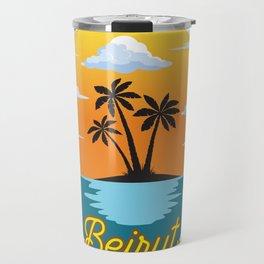 Beirut Holiday Dream Travel Mug