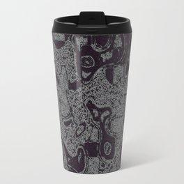 frame blue Travel Mug