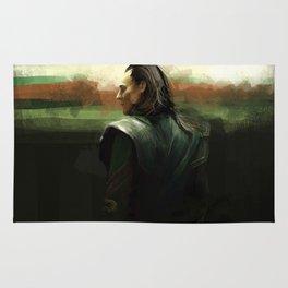 Prisoner Loki  Rug