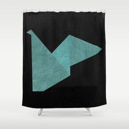 Fold  Shower Curtain