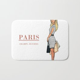 PARIS - Champs-Elysees Bath Mat