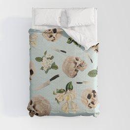 Hamlet's final romance Comforters