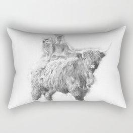 Fantastic 3 Rectangular Pillow