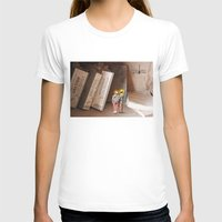 history T-shirts featuring Remember History by Inogitna Designs