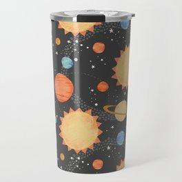 Our Solar System Travel Mug
