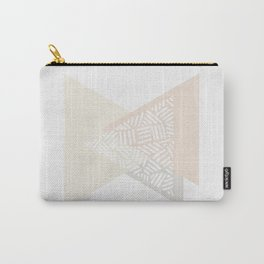 Minimalist Geometric III Carry-All Pouch