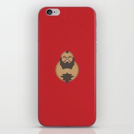 Delightful Zangief iPhone Skin
