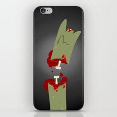 Lefty Zombie iPhone & iPod Skin