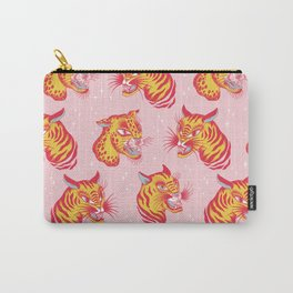 Tigerpop pattern Carry-All Pouch