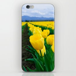 Standing from the crowd iPhone Skin