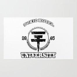 TokioHotel University Rug