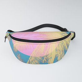 Palm Trees 02 Fanny Pack