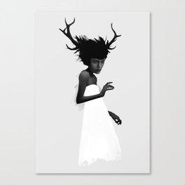 Pagia Canvas Print